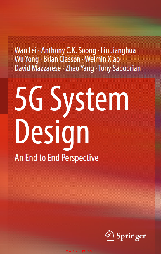 《5G System Design:An End to End Perspective》