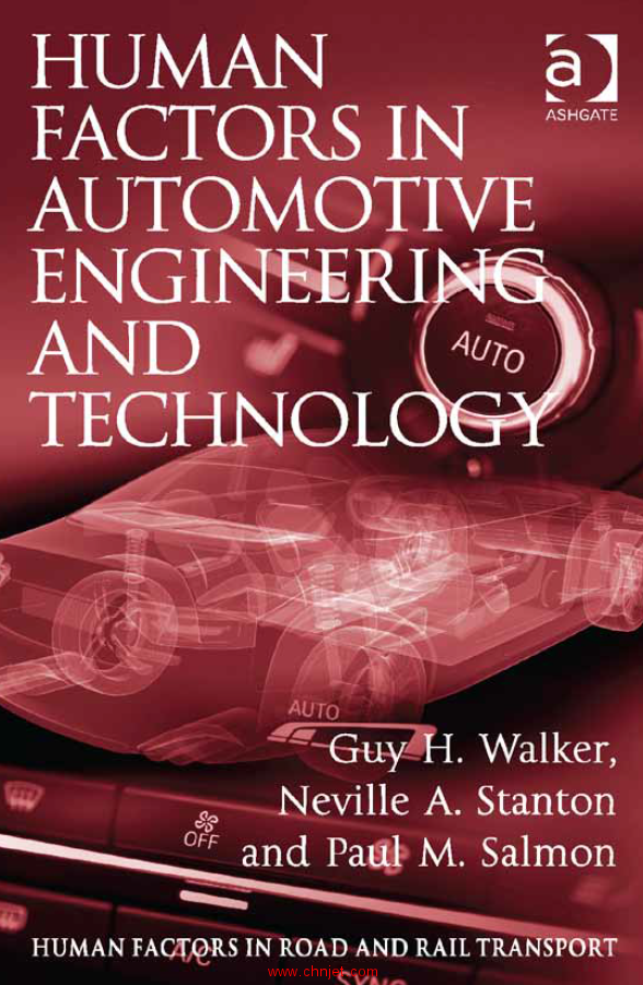 《Human Factors in Automotive Engineering and Technology》
