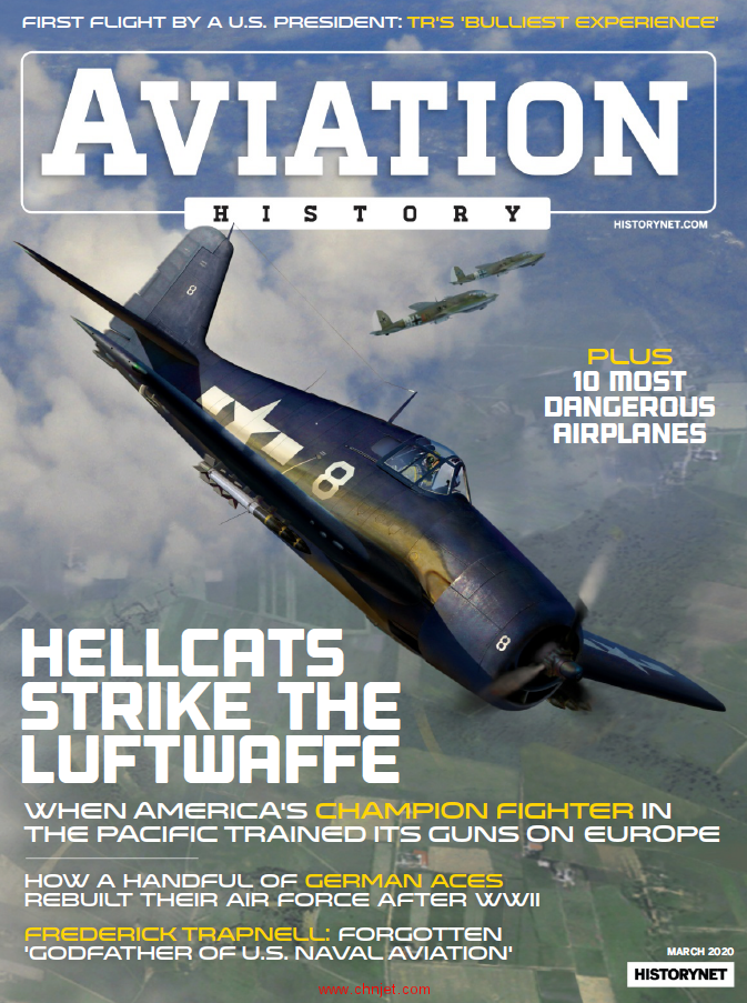 《Aviation History》2020年3月